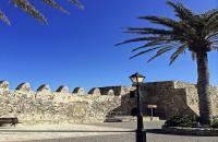 Κάστρο Καλές Κάστρο Καλές. Παλιό Ενετικό φρούριο.