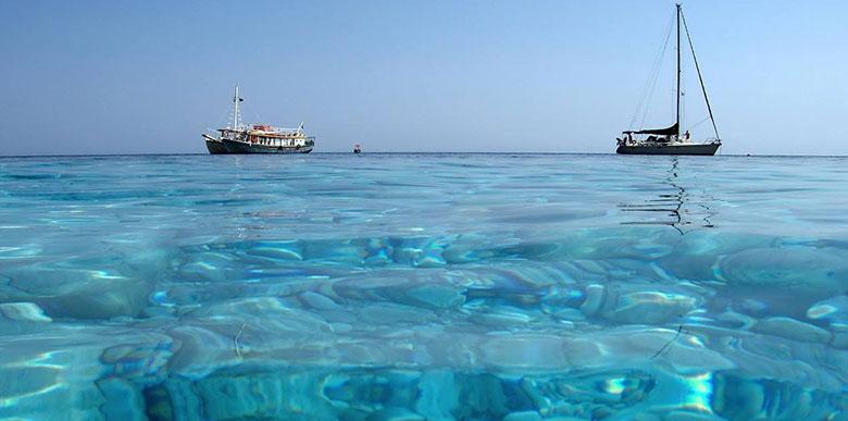 Ile De Chrissi Crete Carte.Excursion Sur L Ile De Chrissi Ile De Chrissi A Ierapetra