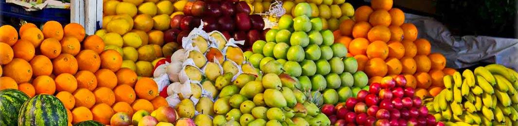 street market of Ierapetra Crete