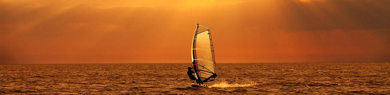 Windsurfing in East Crete Ierapetra